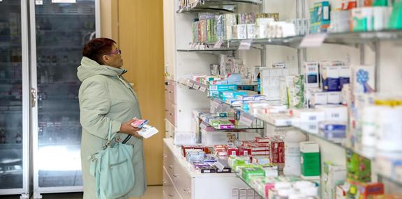 Заболеваемость гриппом и ОРВИ в Ненецком округе идёт на спад